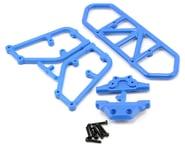 RPM Rear Bumper (Blue) (Slash 4x4)   product-also-purchased