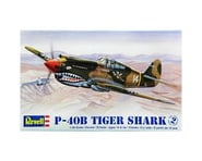 Revell Germany Tiger Shark P40B 1/48 Airplane Model Kit | product-related