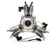 Saito Engines FG-60R3 60cc 3 Cylinder Gas Radial Engine: CA | product-related