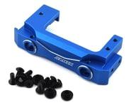 Samix Enduro Aluminum Short Front Bumper Mount w/Adjustable Servo Mount (Blue)   product-also-purchased