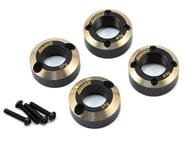 Samix SCX10 II Rear Brass Weight Set (4) | product-also-purchased