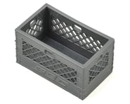 Scale By Chris Double Wide Milk Crate (Grey) | product-also-purchased