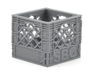 Scale By Chris Small Milk Crate (Grey) | product-also-purchased