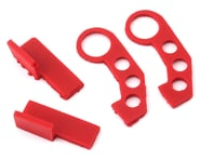Sideways RC Scale Drift JDM Tow Hook (Red) (2) (Style 3) | product-also-purchased