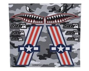 SOR Graphics Warfighter Decal Kit (Red, White & Blue Matte) (Medium)   product-also-purchased