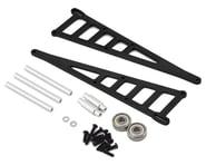 ST Racing Concepts Traxxas Slash Aluminum Adjustable Wheelie Bar Kit (Black) | product-related