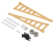 ST Racing Concepts Traxxas Slash Aluminum Adjustable Wheelie Bar Kit (Gold) | product-related