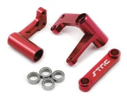 ST Racing Concepts Aluminum Steering Bellcrank System w/Bearings (Red)   product-related