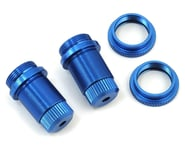 ST Racing Concepts Traxxas 4Tec 2.0 Aluminum Threaded Shock Bodies (2) (Blue) | product-related