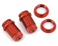 ST Racing Concepts Traxxas 4Tec 2.0 Aluminum Threaded Shock Bodies (2) (Red) | product-related