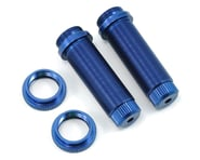 ST Racing Concepts Aluminum Threaded Rear Shock Body Set (Blue) (2) (Slash) | product-related