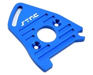 ST Racing Concepts Heat Sink Motor Plate (Blue)   product-related
