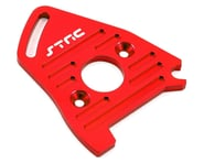 ST Racing Concepts Heat Sink Motor Plate (Red)   product-related
