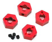 ST Racing Concepts Traxxas 4Tec 2.0 Aluminum Hex Adapters (4) (Red) | product-also-purchased