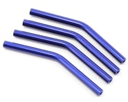 ST Racing Concepts 30 Degree Middle Bend V2 Threaded Aluminum Links (Blue)   product-related