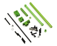 ST Racing Concepts SCX10 Aluminum Off-Axle Servo Mount/Panhard Kit (Green) | product-also-purchased