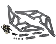 ST Racing Concepts SCX10 Aluminum Chassis Lift Kit (Gun Metal) | product-related