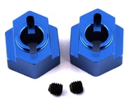 ST Racing Concepts DR10 Aluminum Rear Hex Adapters (2) (Blue) | product-also-purchased