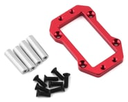 ST Racing Concepts Arrma Outcast 6S Aluminum Steering Servo Mounting Plate (Red) | product-also-purchased