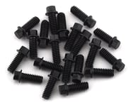 SSD RC 2x5mm Scale Hex Bolts (Black) (20)   product-related
