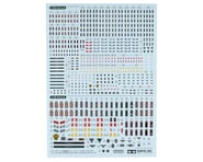 Tamiya German Military Insignia 1/35 Decal Sheet | product-related