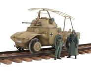 Tamiya P204(f) German Armored Railway Vehicle 1/35 Model Kit | product-related