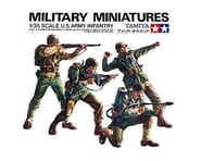 Tamiya 1/35 US Army Infantry | product-related