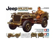 Tamiya 1/35 Jeep Willys MB 1/4 Ton Truck   product-also-purchased