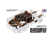 Tamiya 1 35 ALLIED VEHIC ACC SET | product-related