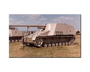 Tamiya 1/35 German Nashhorn Heavy Tank Destroyer Model Kit   product-related