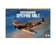 Tamiya 1/72 Supermarine Spitfire MK. 1 Aircraft Model Kit | product-related