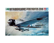 Tamiya 1/48 A6M2 Zero Fighter Type 21 | product-related