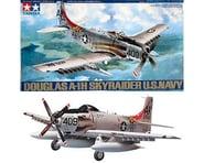 Tamiya 1/48 Douglas Skyraider AD-6 (A-1H) Model Kit | product-related