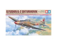 Tamiya Ilyushin IL-2 Shturmovik 1/48 Airplane Model Kit   product-related