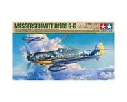Tamiya 1 48 Messerschmitt Bf 109 G-6   product-related