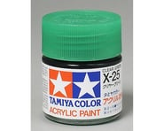 Tamiya X-25 Clear Green Gloss Finish Acrylic Paint (23ml)   product-also-purchased