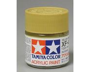 Tamiya XF-4 Flat Yellow Green Acrylic Paint (23ml) | product-also-purchased