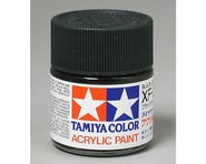 Tamiya XF-27 Flat Black Green Acrylic Paint (23ml) | product-also-purchased