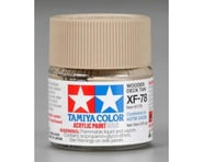 Tamiya XF-78 Flat Wood Deck Tan Acrylic Paint (10ml) | product-also-purchased