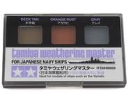 Tamiya Weathering Master Set (Japanese Navy Ship)   product-also-purchased