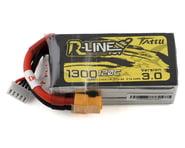 "Tattu ""R-Line 3.0"" 4S LiPo Battery 120C (14.8V/1300mAh) (JST-XH)   product-also-purchased"