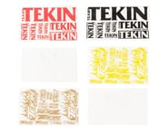Tekin 3x5 5 Color Decal Set (6)   product-also-purchased