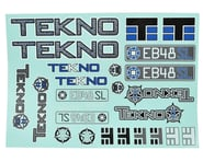 Tekno RC EB48SL Decal Sheet | product-also-purchased