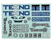 Tekno RC NT48.3 Decal Sheet | product-also-purchased