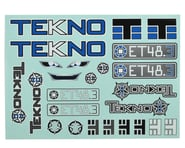 Tekno RC ET48.3 Decal Sheet | product-also-purchased