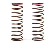 Tekno RC 63mm Rear Shock Spring Set (Pink - 2.4lb/in) (1.3x11.25) | product-also-purchased
