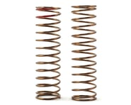 Tekno RC Low Frequency 85mm Rear Shock Spring Set (Red - 2.94lb/in) | product-also-purchased