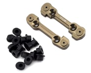 Team Losi Racing 8IGHT-X Adjustable Front Hinge Pin Brace Set w/Inserts   product-related