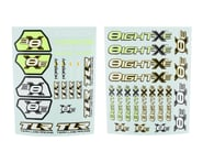 Team Losi Racing 8IGHT-XE Decal Logo Sheet   product-also-purchased