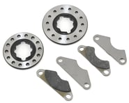 Team Losi Racing Heavy Duty Brake Pads & Disks | product-related